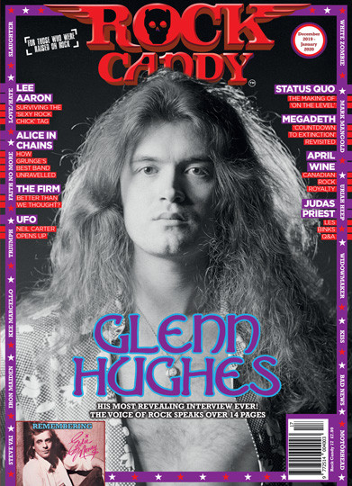 Issue 17 is available right now, featuring our Glenn Hughes cover story mega-interview