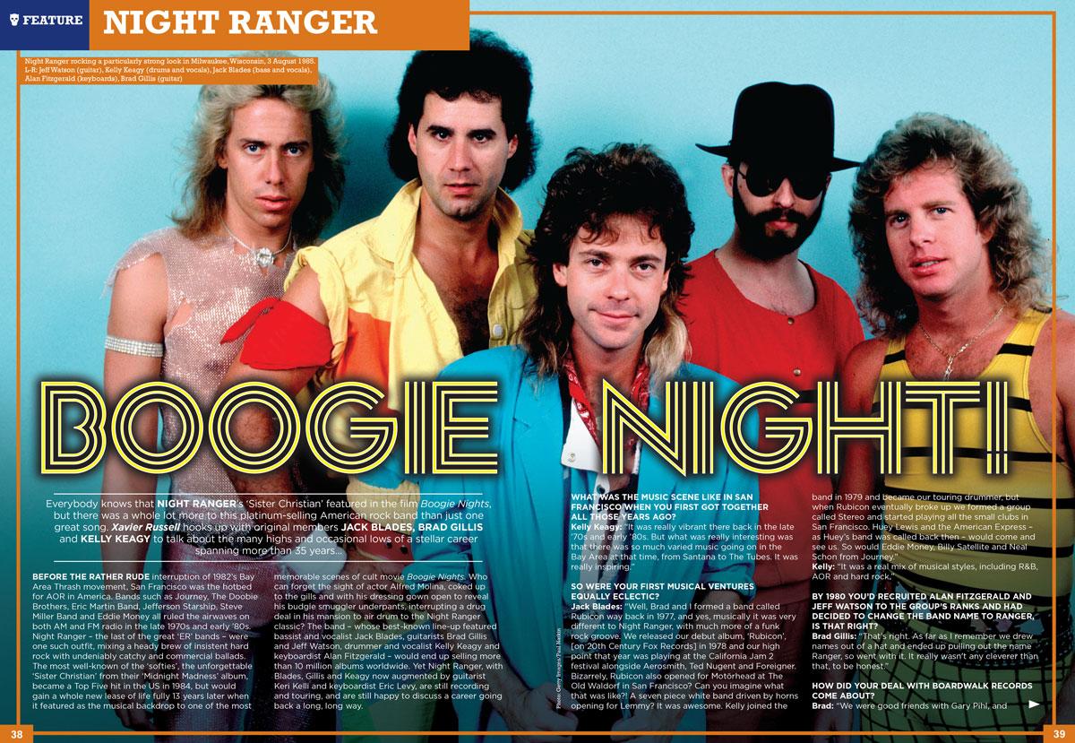 night-ranger