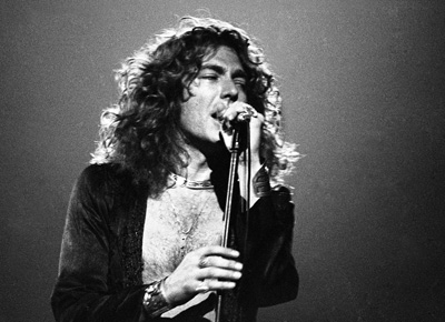Robert Plant – 1977